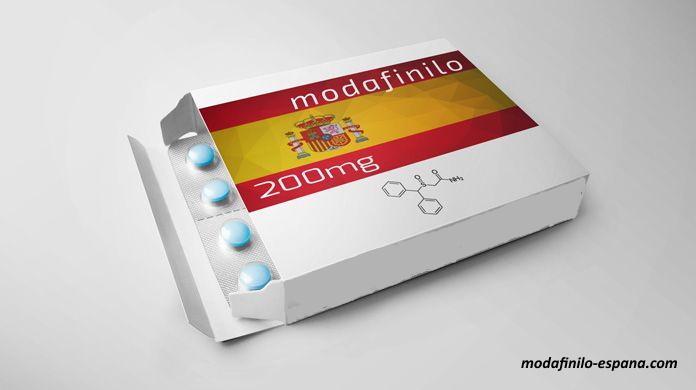 Modafinilo 200mg en España